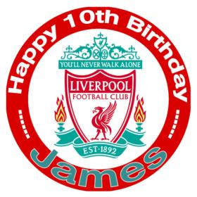 Liverpool Round