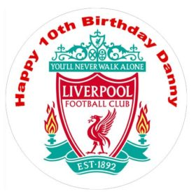 Liverpool Plain with Text