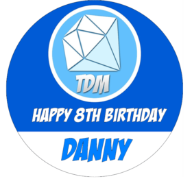 DanTDM round2