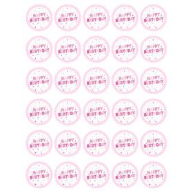 Edible Print 30 per sheet