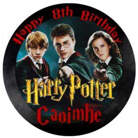Harry Potter Edible Print