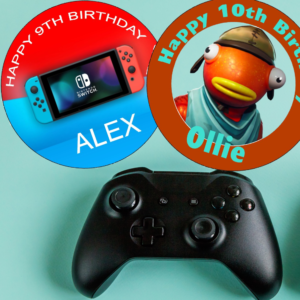 Edible Cake Toppers Computer Games