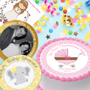 Edible Cake Toppers Occasions