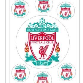 Liverpool Edible Prints