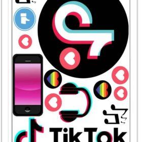 TikTok Cut Outs