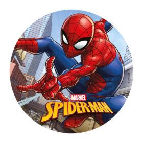 Spiderman Edible Disc