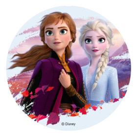 Frozen Edible Disc