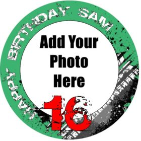 Add Your photo edible print