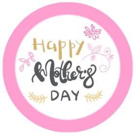 Mothers Day Edible Print