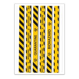 Quarantine Edible Cut Out Strips